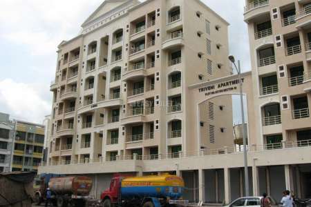 2 BHK Apartment For Rent In Kharghar (e)