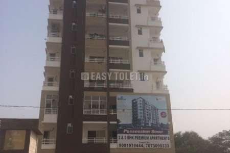2 BHK Apartment For Rent In Patrkar Colony