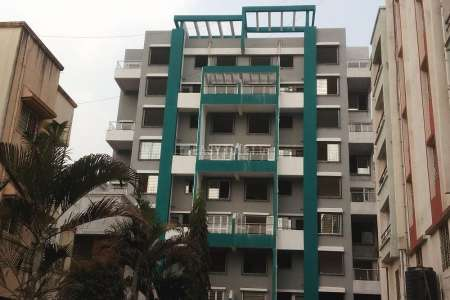 2 BHK Apartment For Rent In Wakad