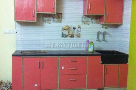 Room & Kitchen Independent House For Rent In HSR Layout