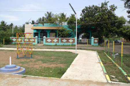Two Rooms Independent House For Rent In Guduvanchery