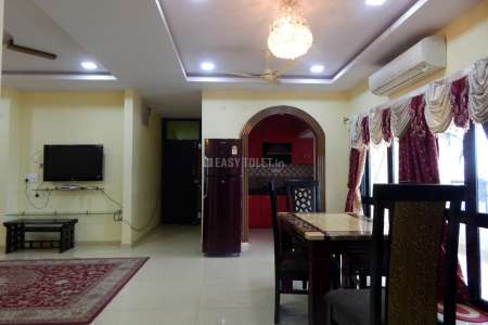 2 BHK Apartment For Rent In Banjara Hills