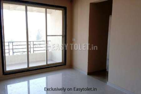 1 BHK Apartment For Rent In Kalyan West