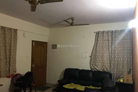 2 BHK Apartment For Rent In Bilekahalli