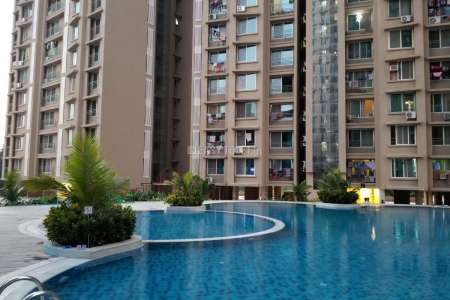 Two Rooms Apartment For Rent In Malad West
