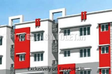 2 BHK Apartment For Rent In Vadavalli