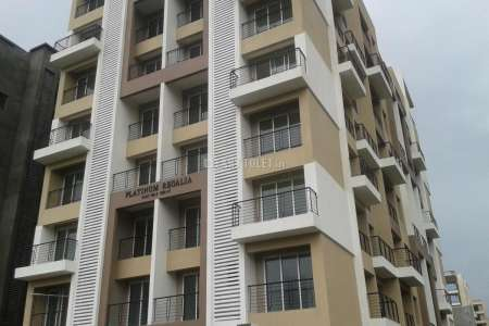 1 BHK Apartment For Rent In Ulwe
