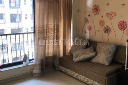 1 BHK Apartment For Rent In Malad West