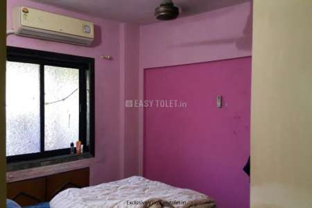 1 BHK Bachelor Accommodation For Rent In Mulund West
