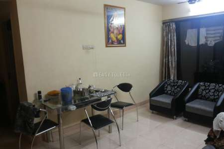 1 BHK Apartment For Rent In Mulund East