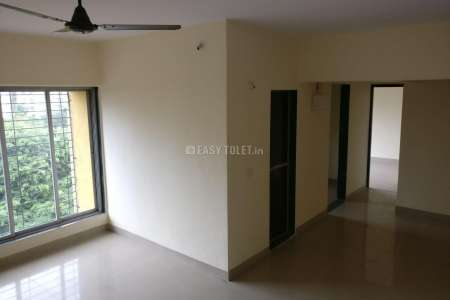 2 BHK Apartment For Rent In Thane West