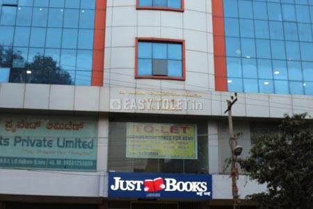 Commercial Space For Rent In NRI Layout