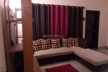 1 BHK Bachelor Accommodation For Rent In Bendiganahalli