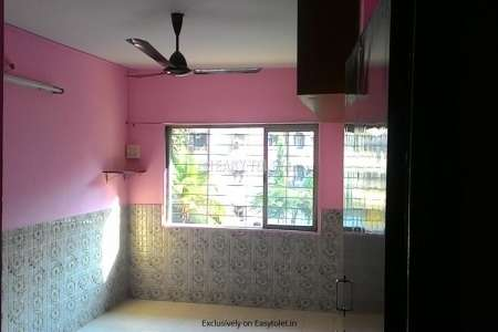 Room & Kitchen Apartment For Rent In Mulund East