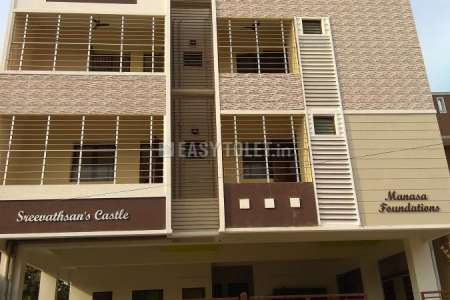 1 BHK Apartment For Rent In Kundrathur