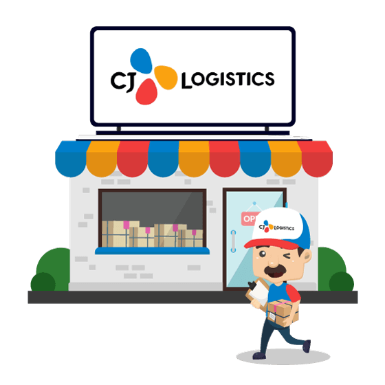 cj logistics bg