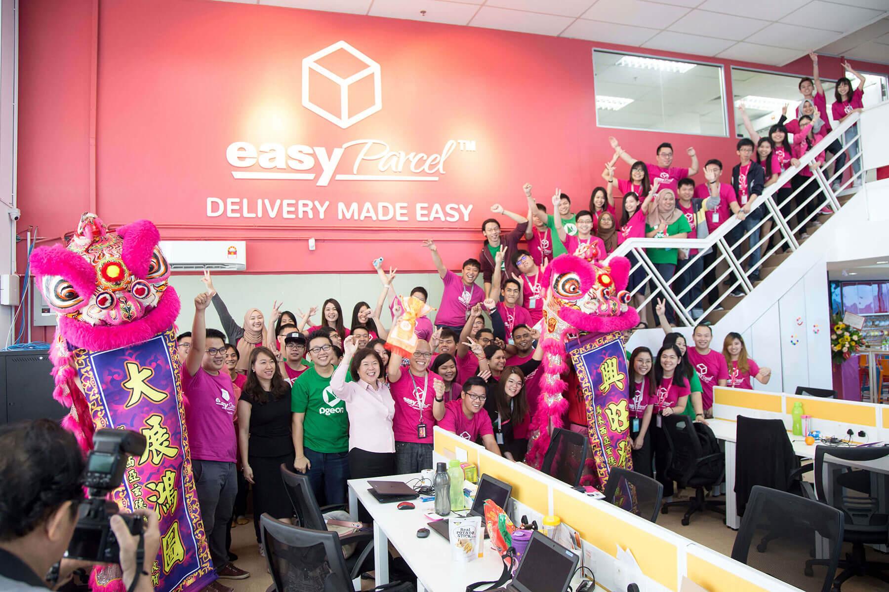 EasyParcel Career Gallery 1