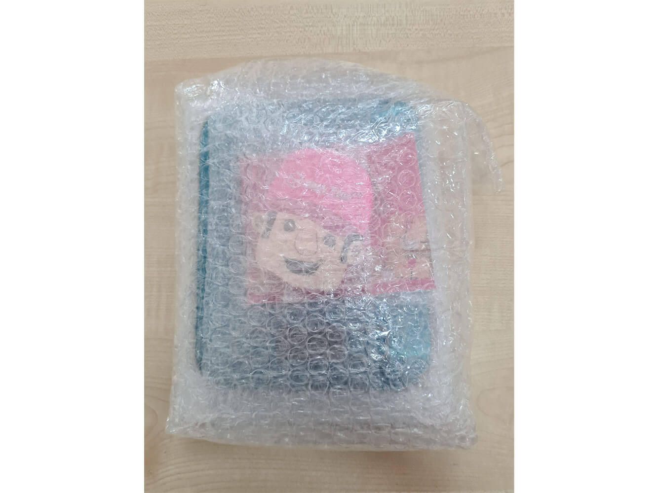 Parcel Packaging 1