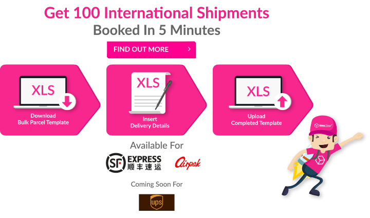 International Bulk Parcels