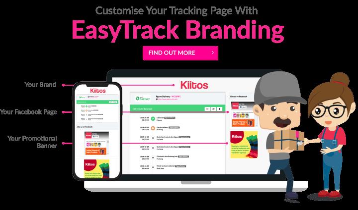 EasyTrack Branding