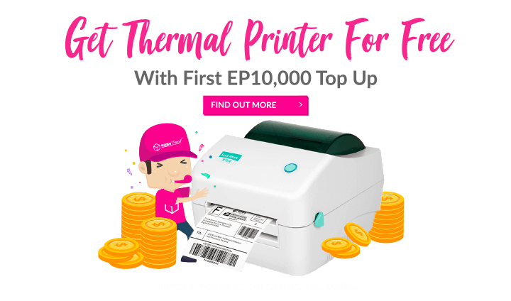Free Thermal Printer EP10000