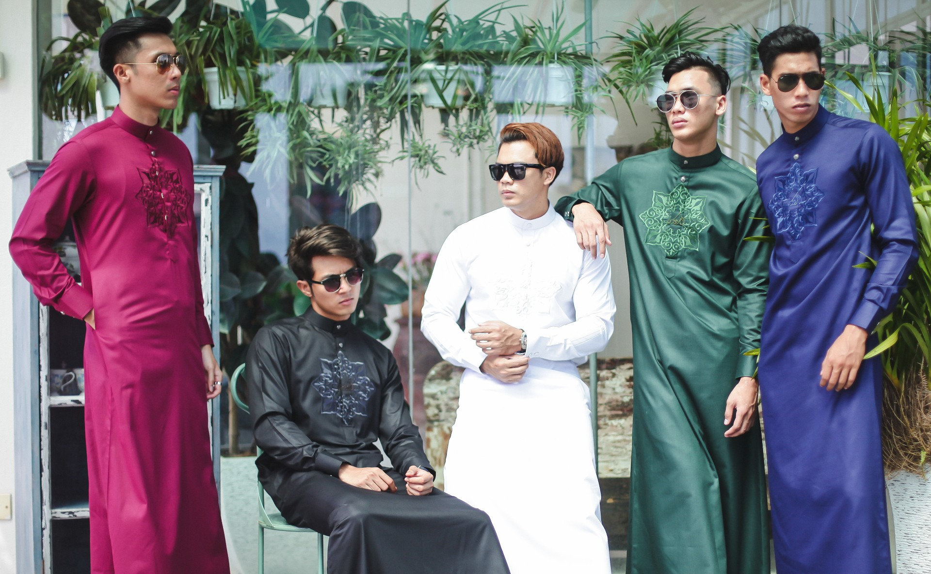UA BOUTIQUE - The Style Begins Here | UA COLLECTIONS - JUBAH