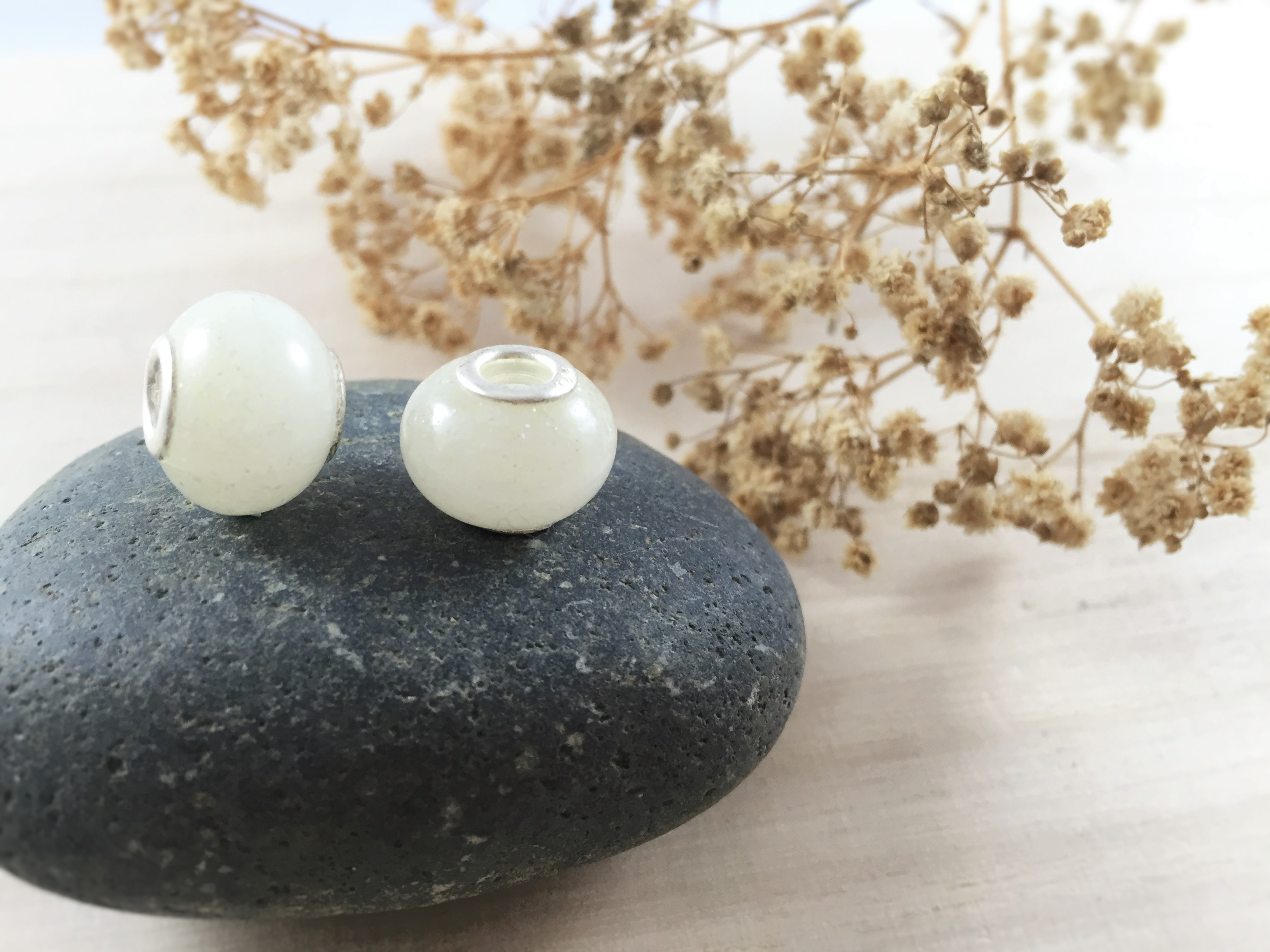 Passion in Breastmilk Jewelry Making