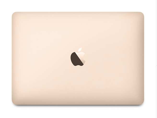 MacBook - Gold