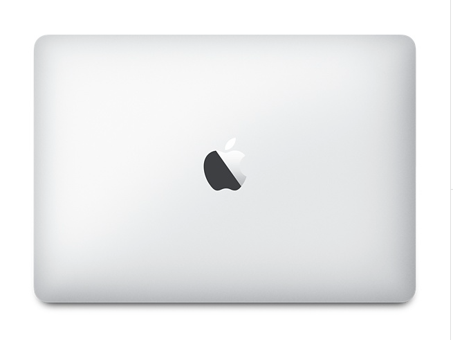 MacBook - Silver
