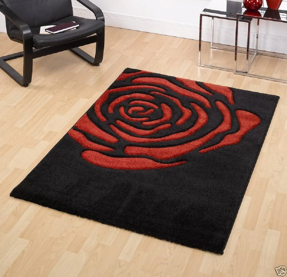 28 red and black area rugs second life marketplace red and