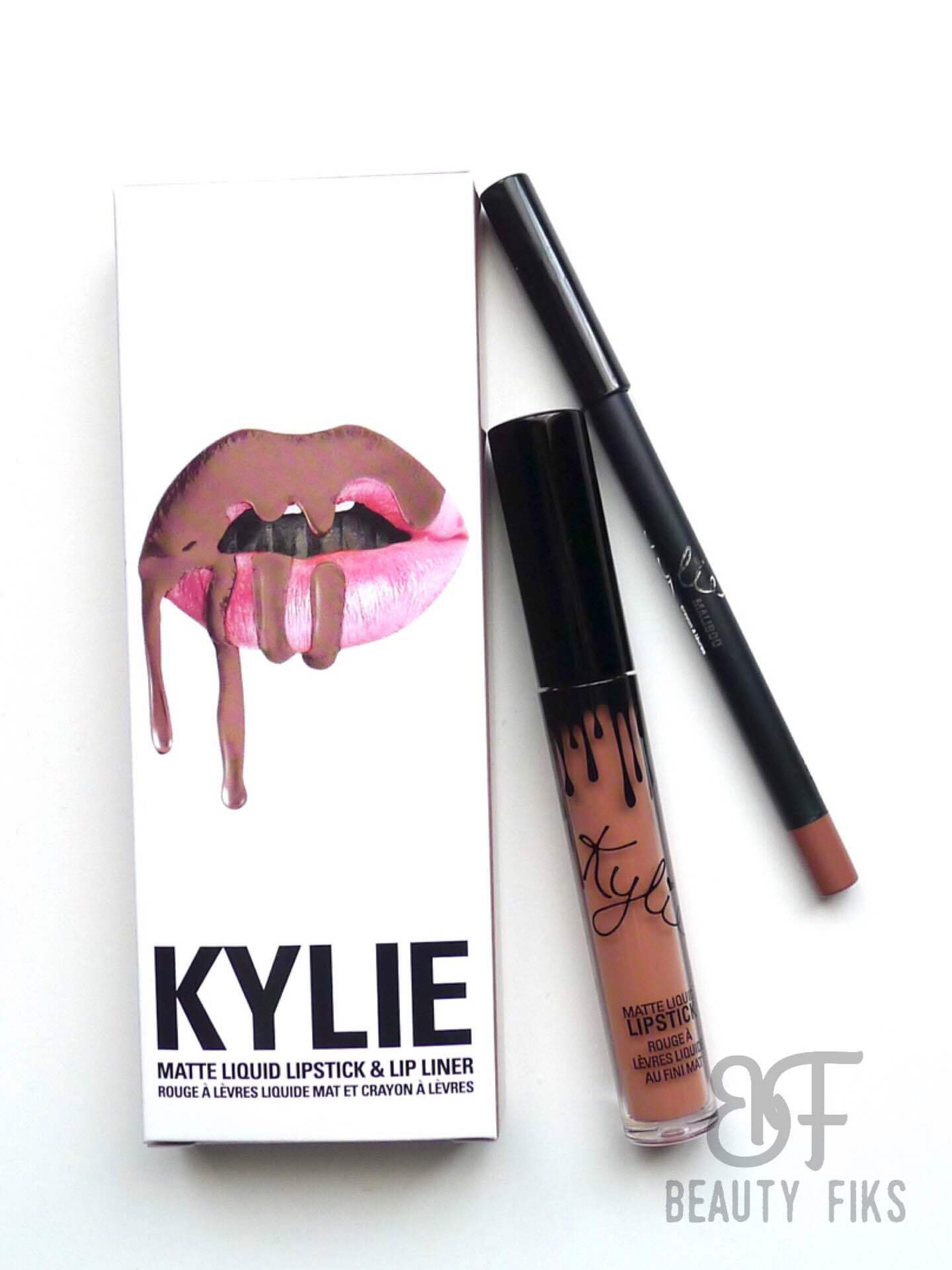 Kylie Cosmetics Heir A Metals Review: Kylie Cosmetics #KylieLipKit By Kylie Jenner
