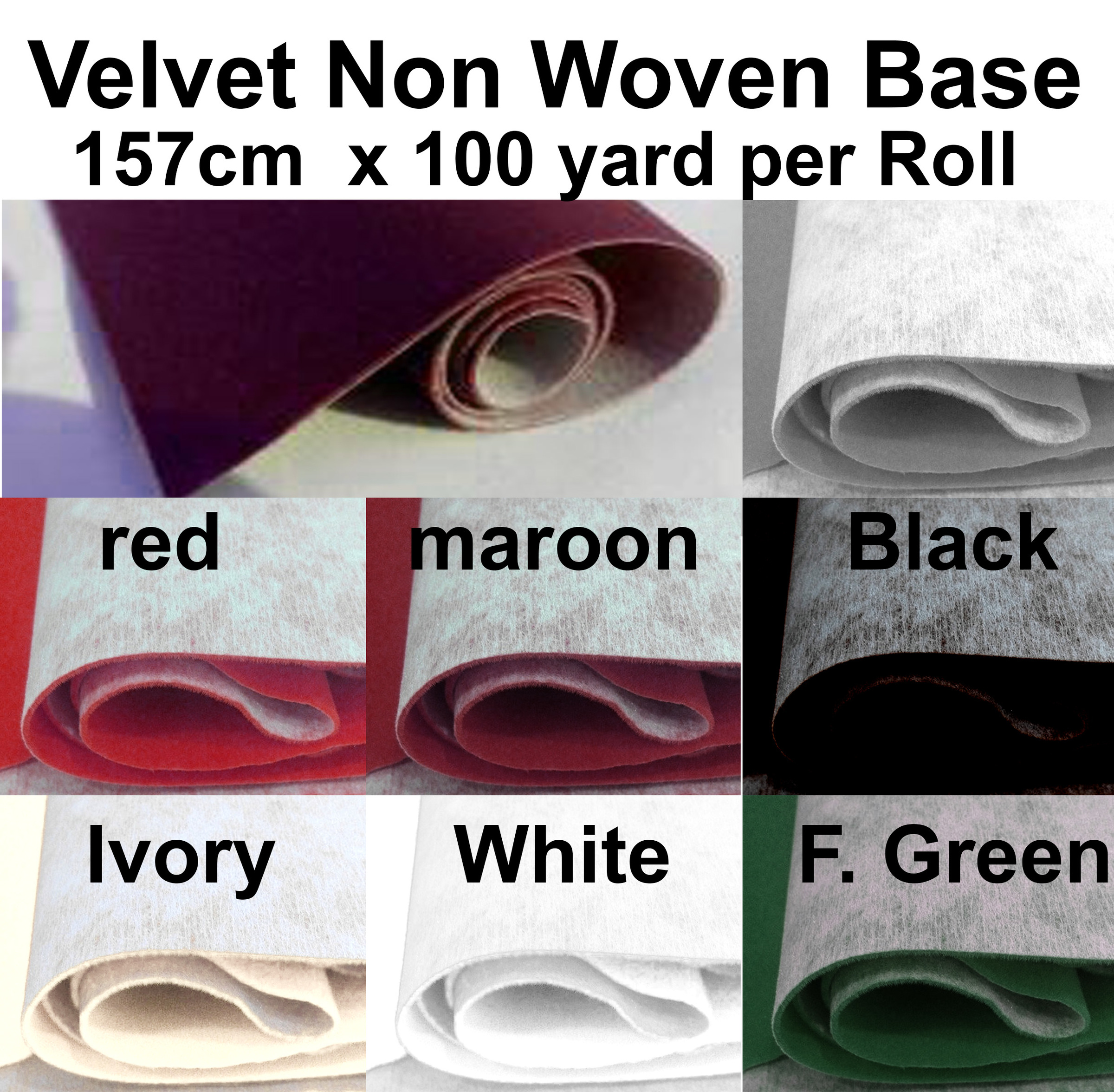 velvet non woven base by roll and yaer malaysia velvet .jpg