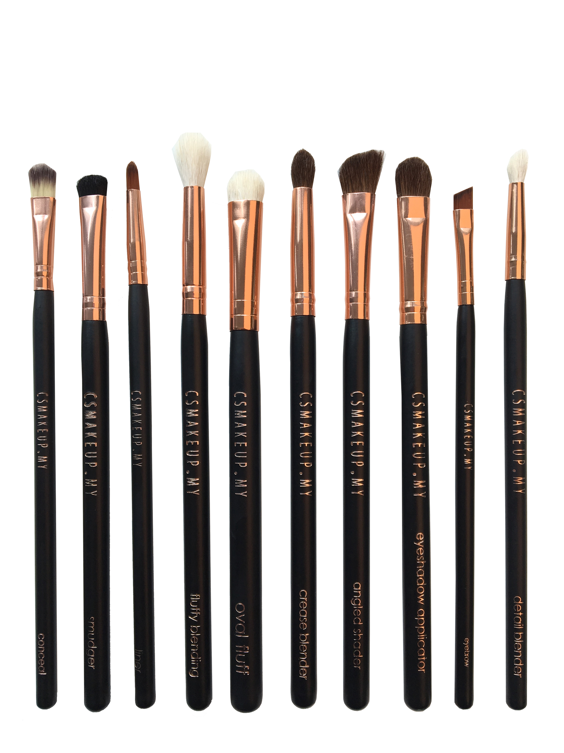 Makeup Brushes And What They Are Used For: Makeup Brush Set