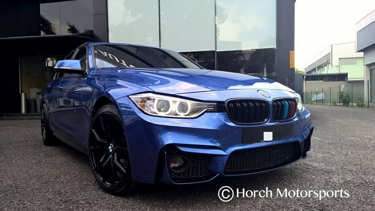 bmw f30 convert m3 body kit horch motorsports. Black Bedroom Furniture Sets. Home Design Ideas