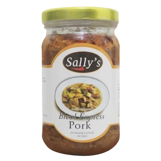 Sally's Bicol Express - Pork.png