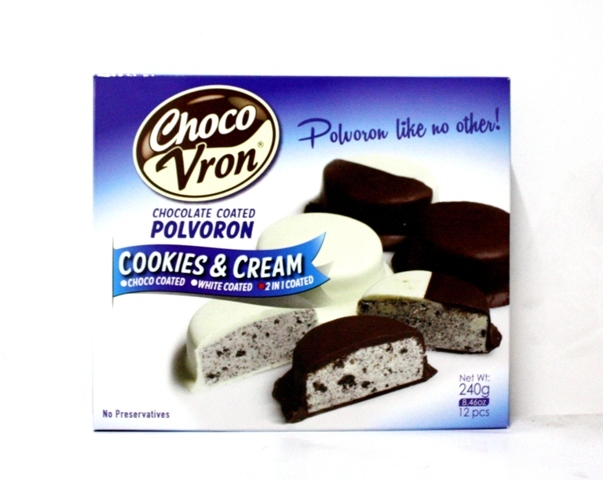 Chocovron Chocolate coated Cookies & cream 2n1.JPG