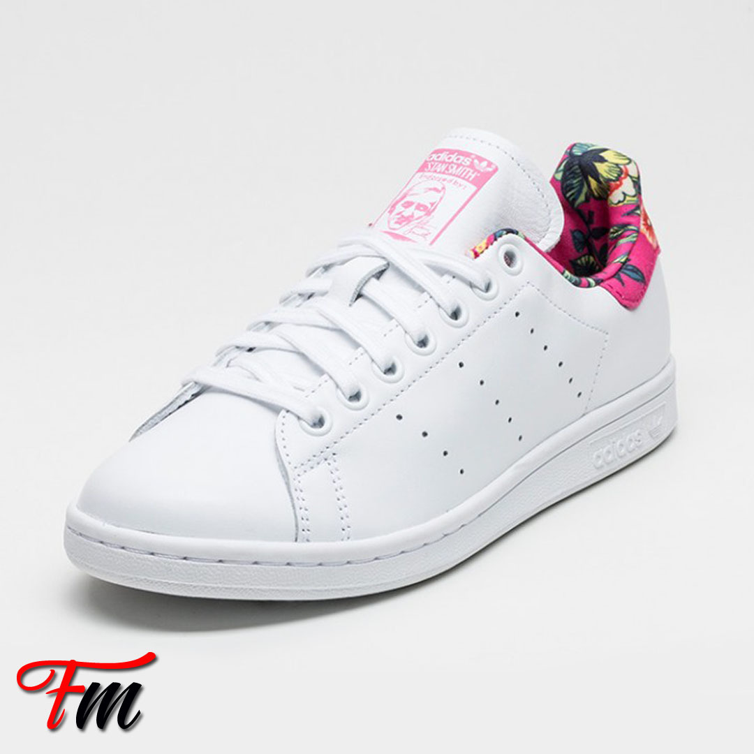 4277b51dcc0 Adidas Stan Smith Pink Floral herbusinessuk.co.uk
