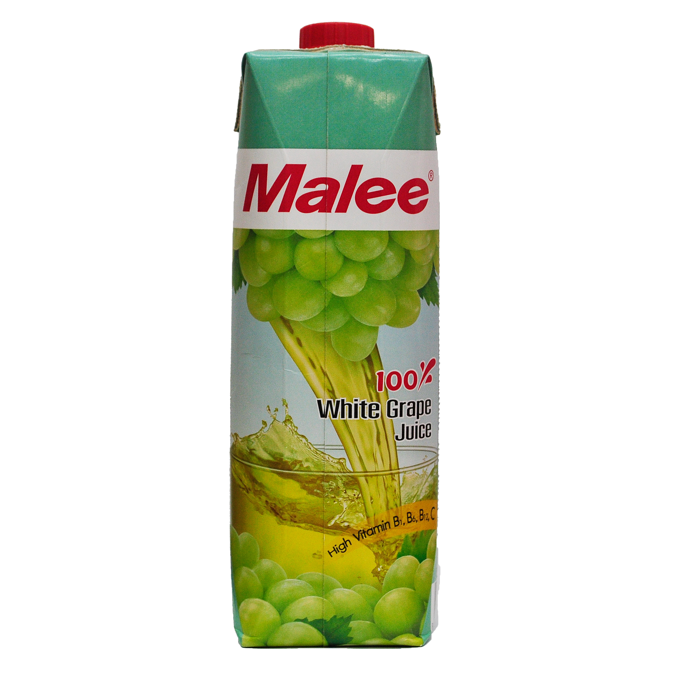 Malee 100percent White Grape Juice 1000ml Thai Front.jpg