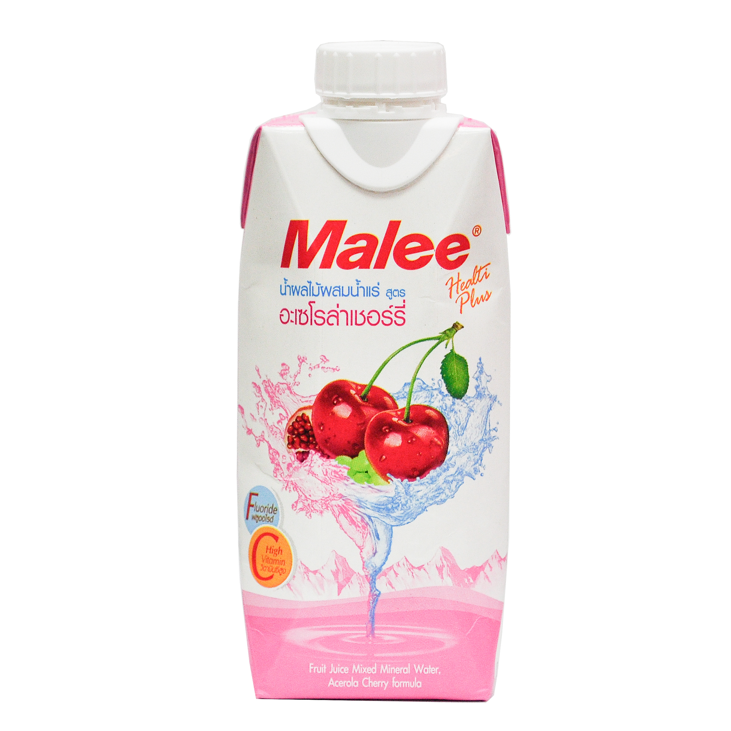 Malee Acelora Cherry Fruit Juice Healti Plus Front.jpg