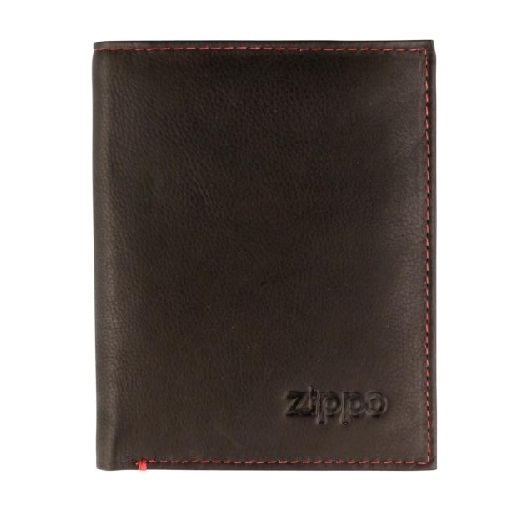 ZIPPO mens wallet leather mocca (755231).jpg