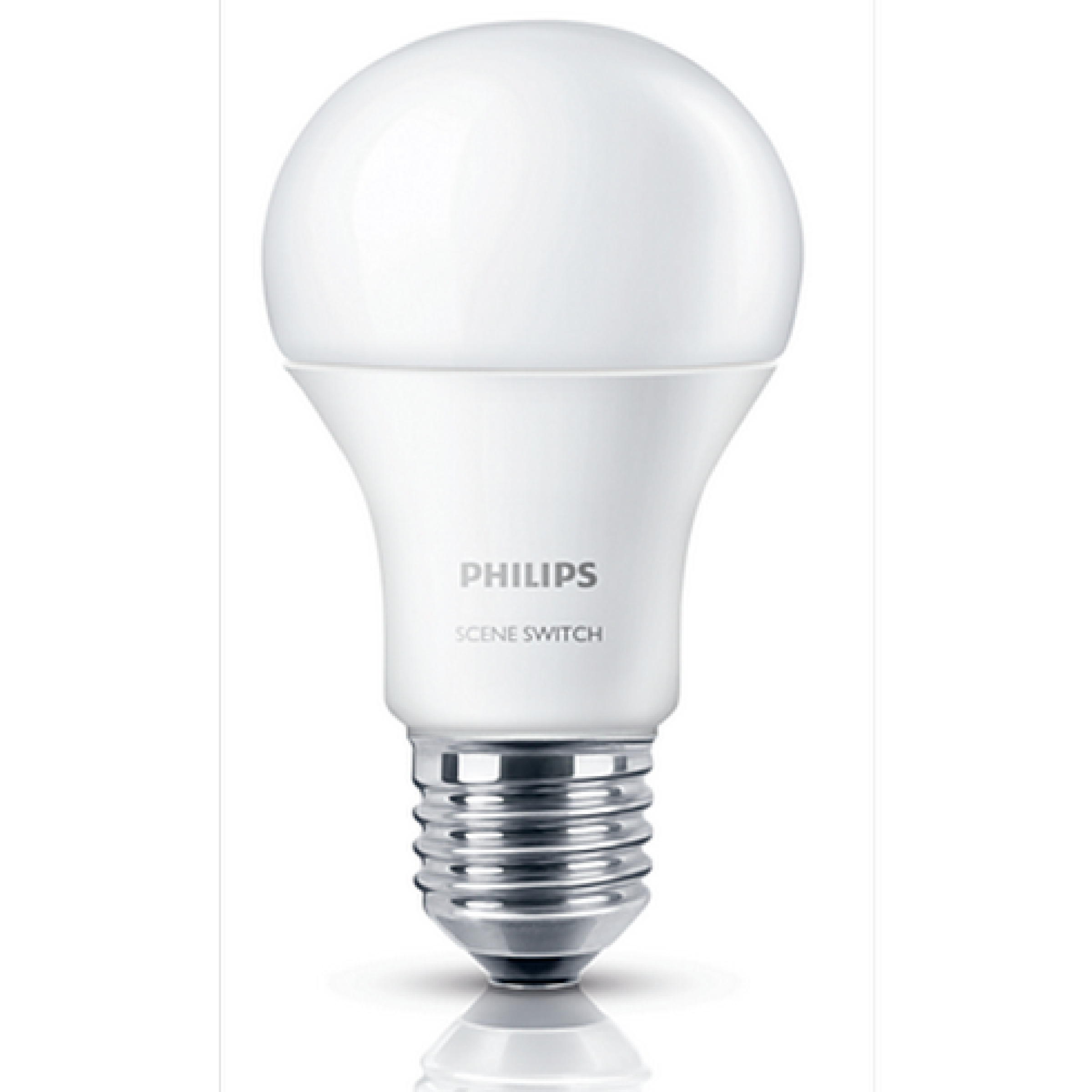 Philips Led Scene Switch Bulb 9 5w Duo Colour E27 6 Pack Luminancexpress