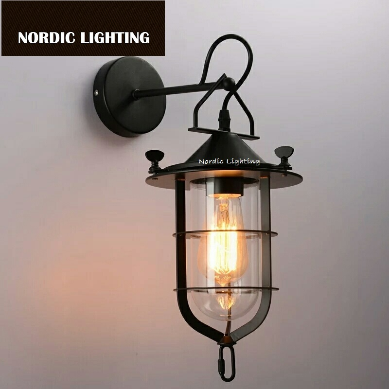 nordic wall light ly rqy 035 nordic lighting. Black Bedroom Furniture Sets. Home Design Ideas