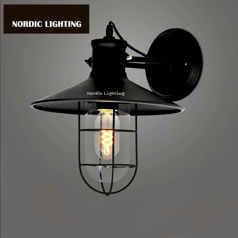 nordic wall light ly rqy 021 nordic lighting. Black Bedroom Furniture Sets. Home Design Ideas