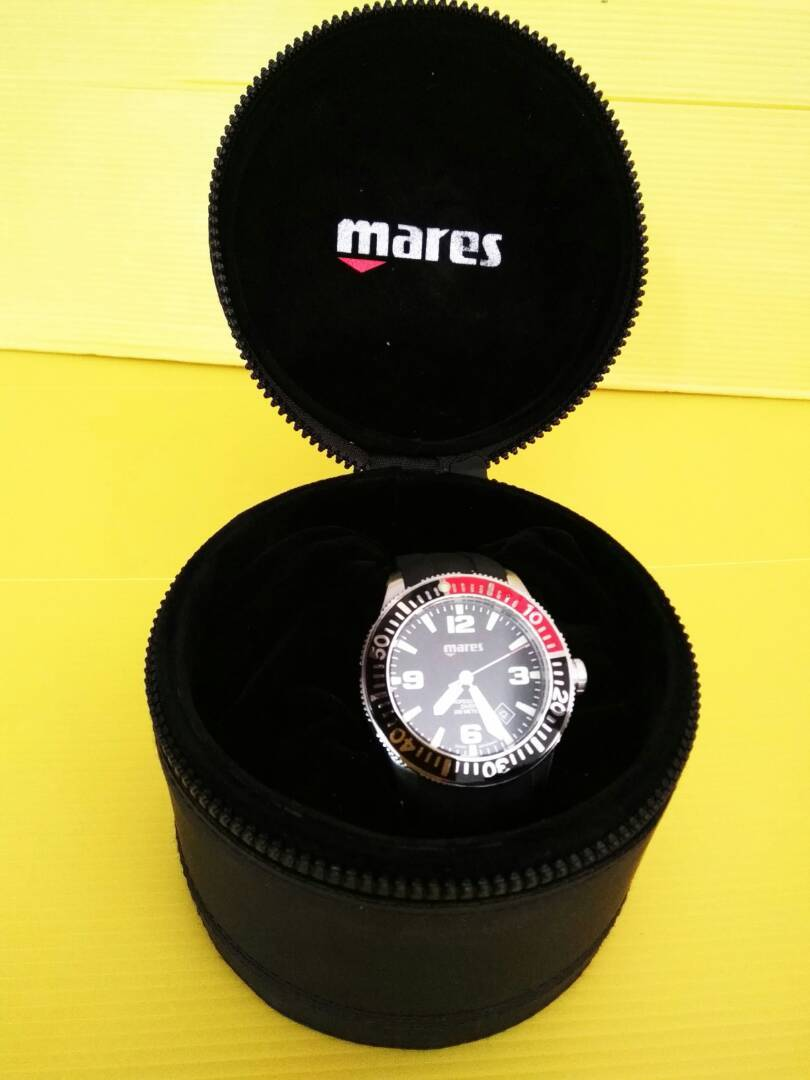 Mares mission watch coral dive store store for scuba - Mares dive watch ...