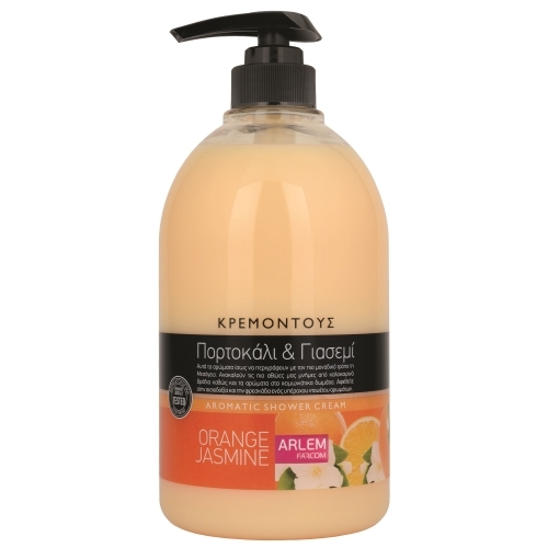 ALERM ARO SHOWER CREAM - ORANGE JASMINE 1000ML.jpg
