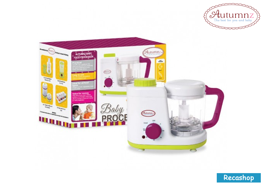 2 in 1 Baby Food Processor - Steam & Blend.fw.png