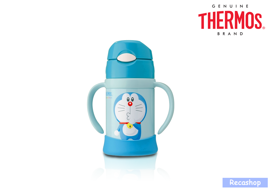 250ml Doraemon Sippy Cup with Handle.fw.png