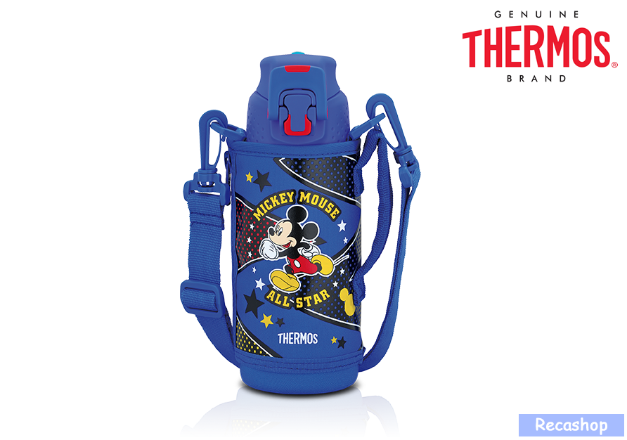 500ml Disney Sport Bottle with Pouch(Mickey).fw.png