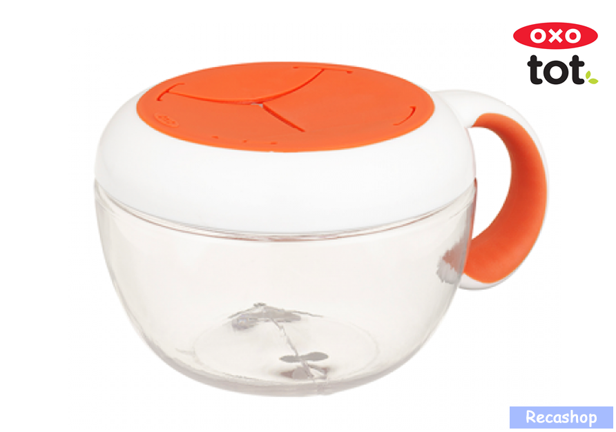 Oxo Tot Flippy Snack Cup with Travel Cover (Orange).fw.png