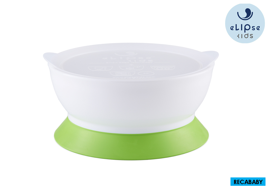 Elipse 12 Oz Suction Bowl with Lid-green.jpg